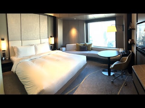 ANA InterContinental Tokyo, Club InterContinental Room Type A, 28sqm (2017 Renovated Soft-opening)