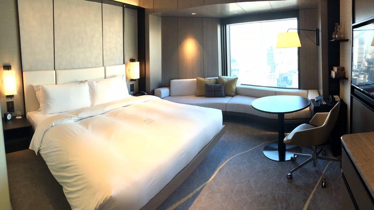 Rooms: ANA InterContinental Tokyo, Club InterContinental Room