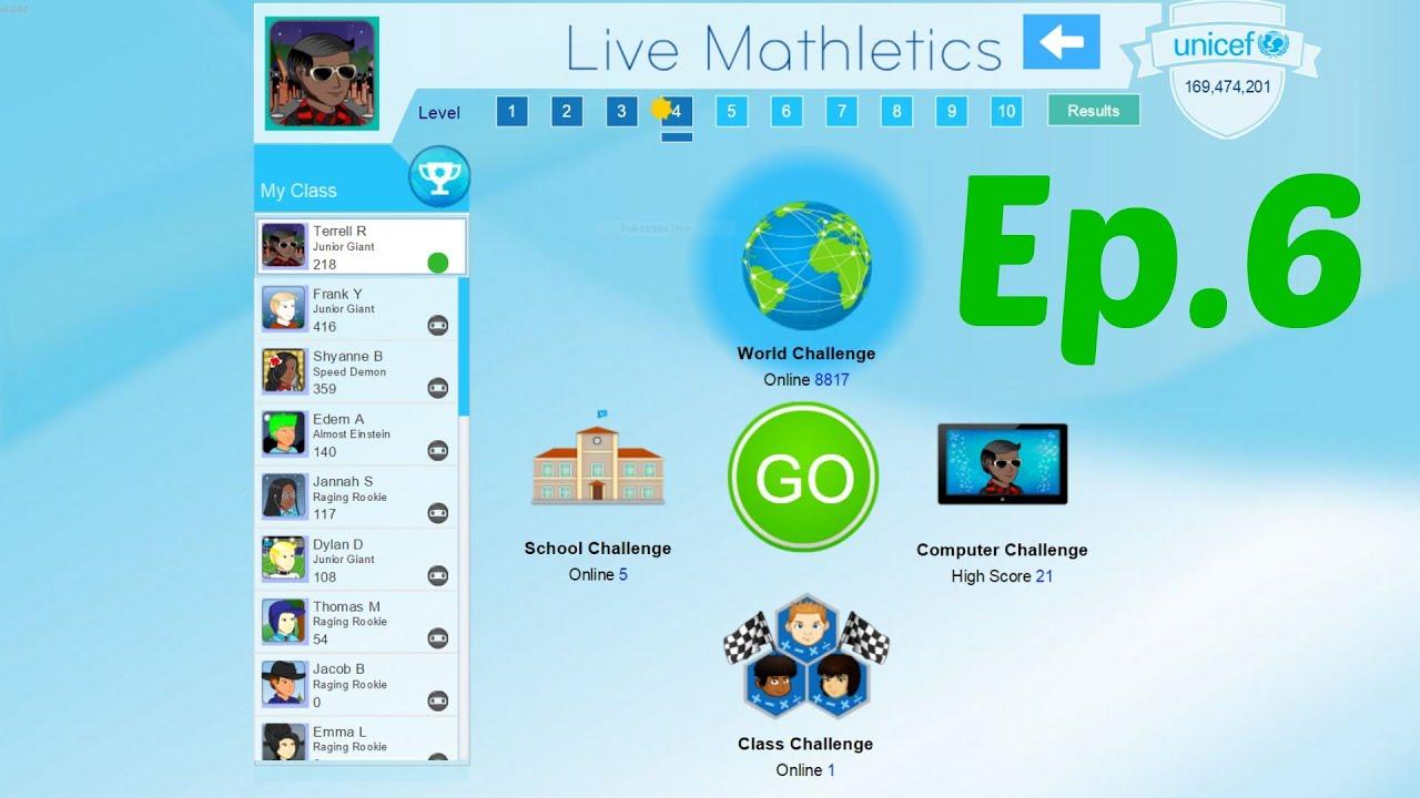Mathletics on FeedYeti.com