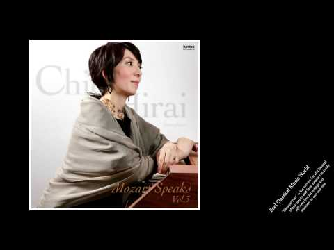 Chie Hirai: Mozart Speaks vol.3