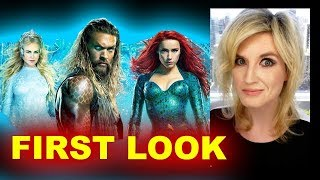 Aquaman 2018 First Look BREAKDOWN