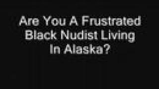 "Vincent Victoria's""Frustrated Black Nudist"" !"