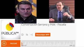 ¡EXCLUSIVO! - ¡¡Audio de los 'Panas' Carlos Pólit & José Serrano!!