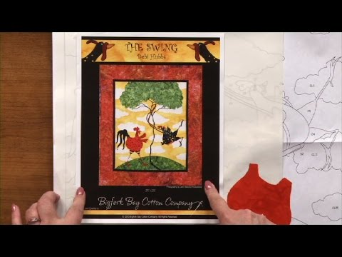 Using applique pressing sheets national quilters circle youtube