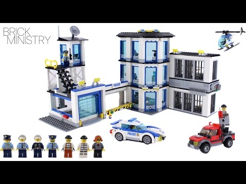 LEGO 60141 CITY ● POLICE STATION