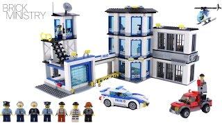 LEGO 60141 CITY ● POLICE STATION