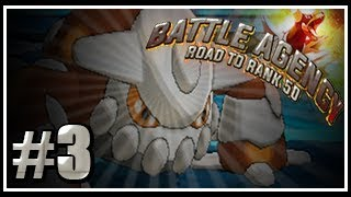 Battle Agency: Road To Rank 50! - Episode #003: Plaza Being Plaza!