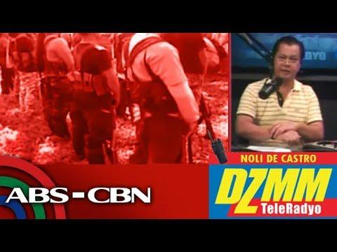 DZMM TeleRadyo: Magdalo, Tindig Pilipinas backed out of oust-Duterte plot, says military