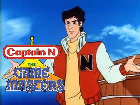 Captain N: Game Master 207 - Once Upon a Time Machine