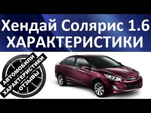 Технические характеристики Hyundai ix35 Хундай их35