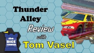 Thunder Alley Review - with Tom Vasel