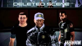 Mass Effect 3: Deleted Scene 2 - MY GOD, IT'S THE REAPERS (Spoilers)