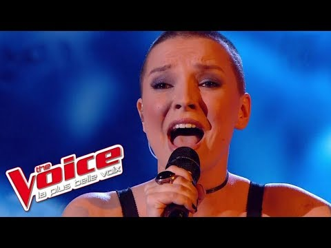 Evanescence – My Immortal | Anne Sila | The Voice France 2015 | Demi-Finale