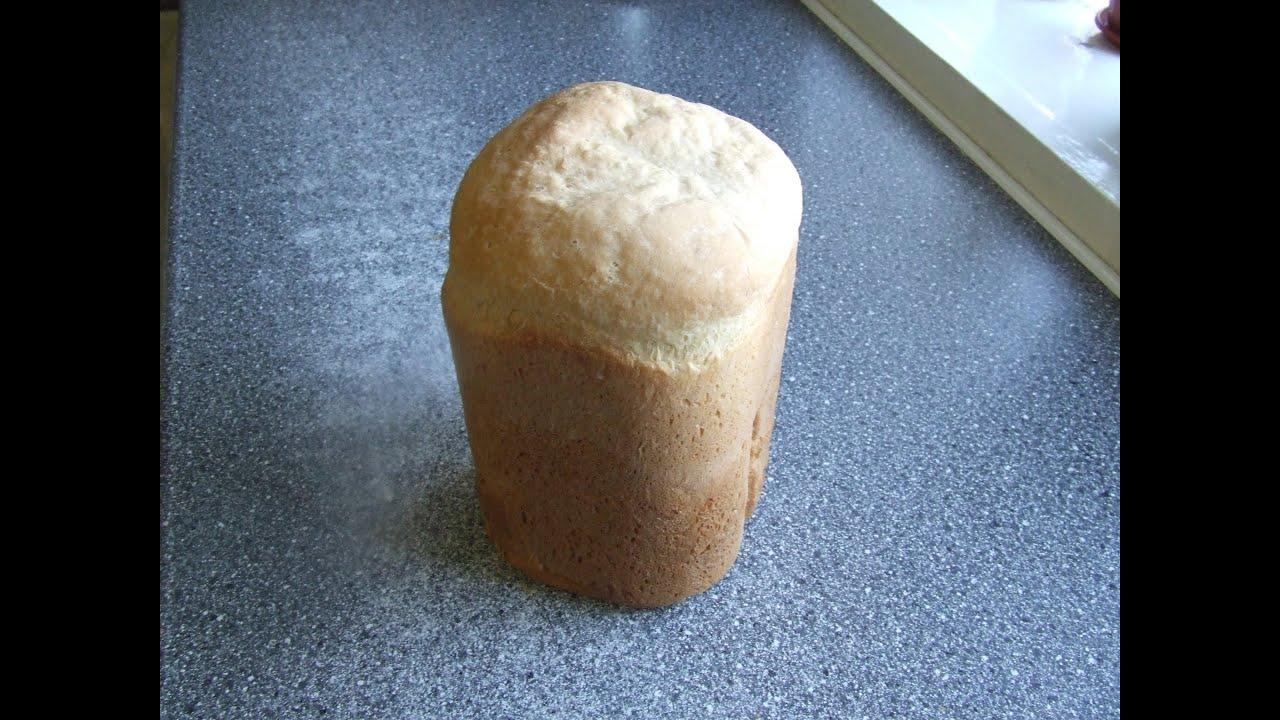 Видео печем хлеб в хлебопечке