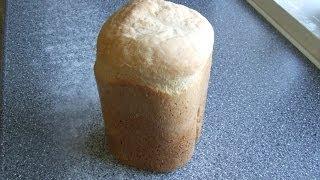 Французский хлеб в хлебопечке Видео рецепт