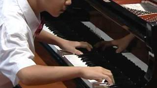 旱天雷 (钢琴版) Thunder in the Dry Season (Piano)