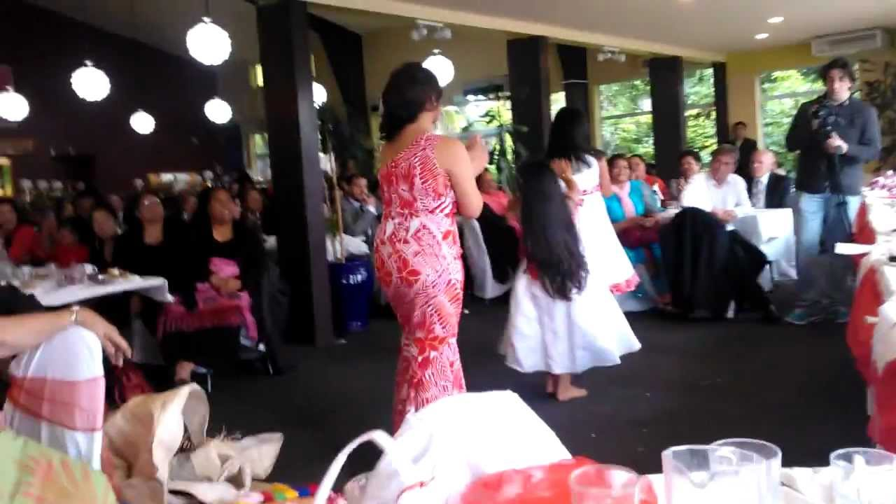 Siva Samoa Samoan Amp Tongan Wedding Hd Youtube
