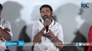 Dhanush Answers, Why Anirudh is not in VIP 2 - Fulloncinema