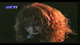 Megadeth Moto Psycho Live in Medan, Indonesia
