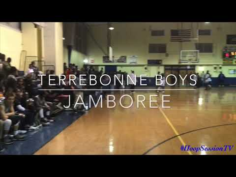Hoop Session TV: Terrebonne Parish Boy Jamboree highlights! Go see who Run's the Parish!