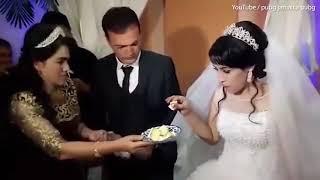 Gelin Tokatlamalı Pasta Merasimi