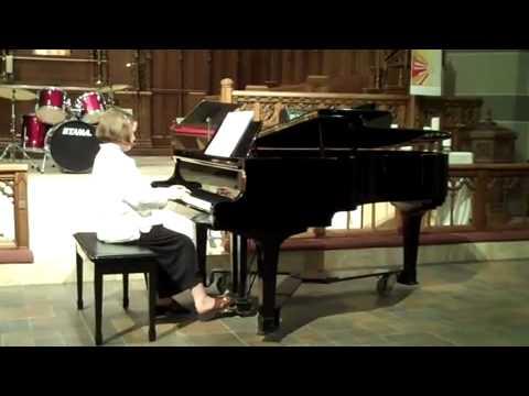 Antonia KistlerEllis Spring 2011 Recital