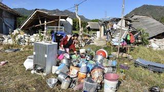 Dua Gempa Guncang Lombok, Bermagnitudo 5,4 dan 6,5