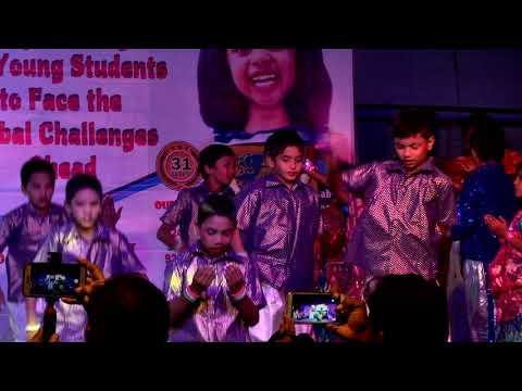 Har Karam Apna Karengey Hey Vatan tere Liye …. Patriotic dance by Grade 4 Students
