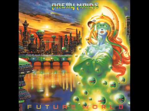 Pretty Maids - Yellow Rain