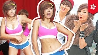 Get fit tips: '6 meals a day,' says Korea fitness queen Jung Da-yeon (鄭多燕 정다연)