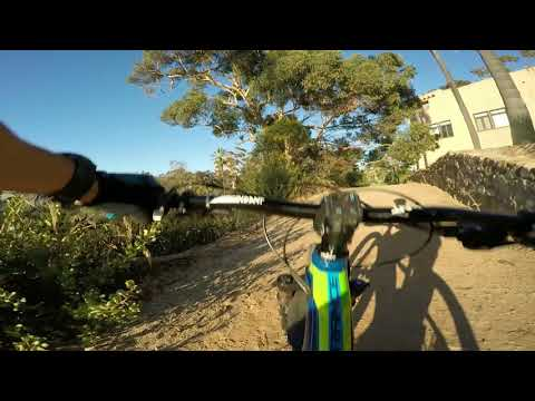 Urban Ride at Balboa | Mountain Biking Balboa Park 20171005