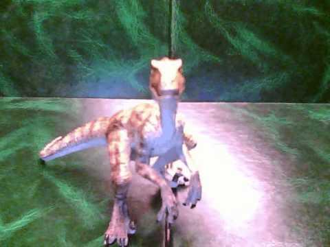 Jurassic Park III - Trailer - Lego