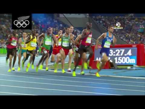 Nick Willis wins Bronze at Rio 2016