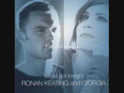 Giorgia & Ronan Keating - We've Got Tonight (2002)