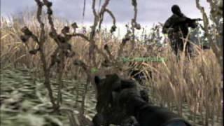 Call of duty modern warfare reflex: single player - All ghillied up p1
