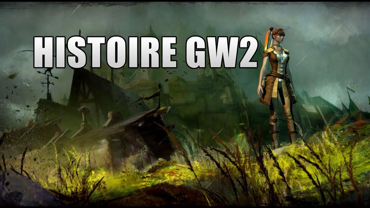 Guild Wars 2 : Histoire complète FR -  Le commencement - Humaine noble et soeur disparue