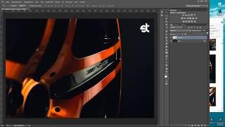 Как записать действие и создать дроплет файл в фотошопе Photoshop
