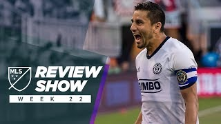 Philly Crushes DC, Stays Atop the East | Review Show Week 22