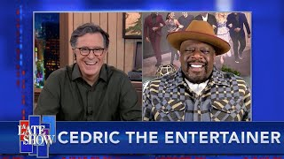 "Cedric The Entertainer Is Still Getting Used To Filming ""The Neighborhood"" Without An Audience"