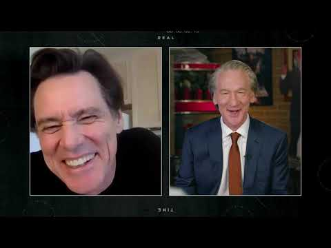 Jim Carrey on Memoirs and Misinformation  Real Time with Bill Maher (HBO)