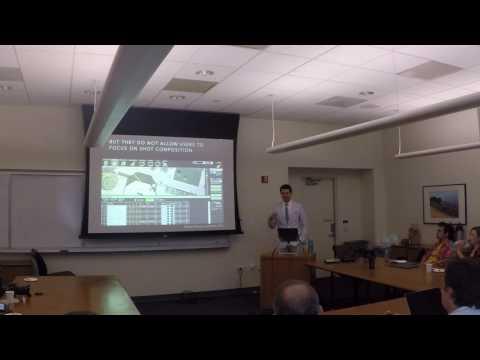 Tools to Facilitate Autonomous Quadrotor-Based Cinematography (Thesis Defense)