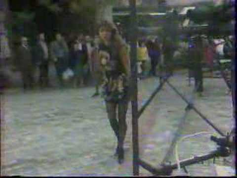 Sandra - In the heat of the night (Live Athens 1987)