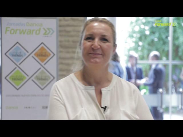 Jornada Forward Agro Granada - Entrevista Eva Aguado