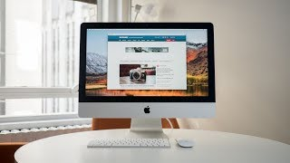 Apple iMac 2017 : A fine update to an aging all in one desktop design