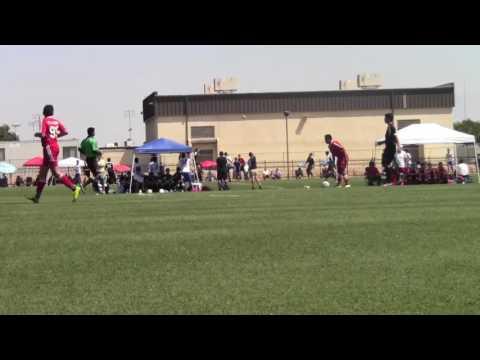 Labor Day Tournament Final - Desert Galaxy Vs La Laja @ Moreno Valley