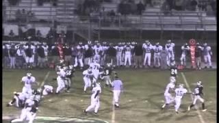 Colin Kaepernick High school game vs Granite Bay 2005