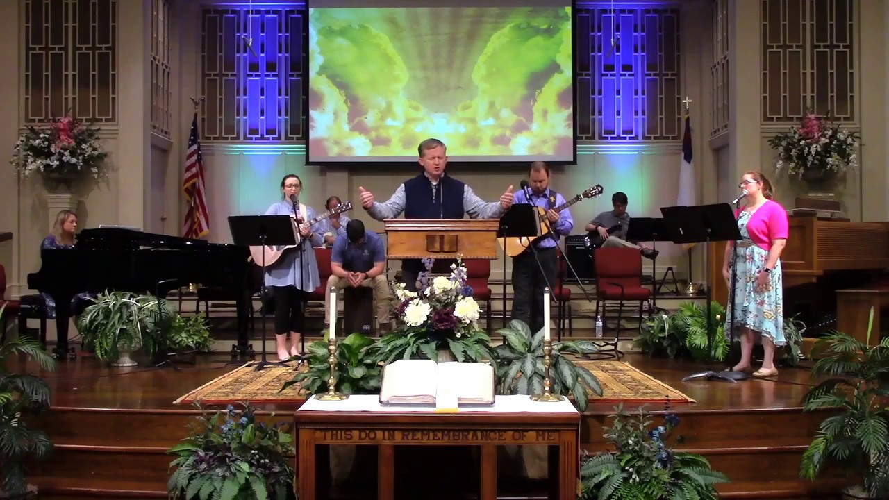 April 19 Service First Baptist Thomson Streaming License 201531172