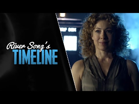 River Song's timeline