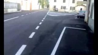 pornostar : eva henger in bici con le tette al vento