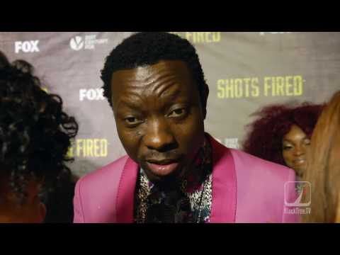 Michael Blackson Shots Fired Premiere and Eddie Murphy Coming To Africa Rumors